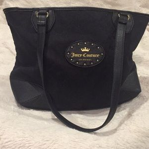 Juicy couture tote purse